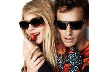 Burberry sunglasses couple, Eye Care in Plano, TX